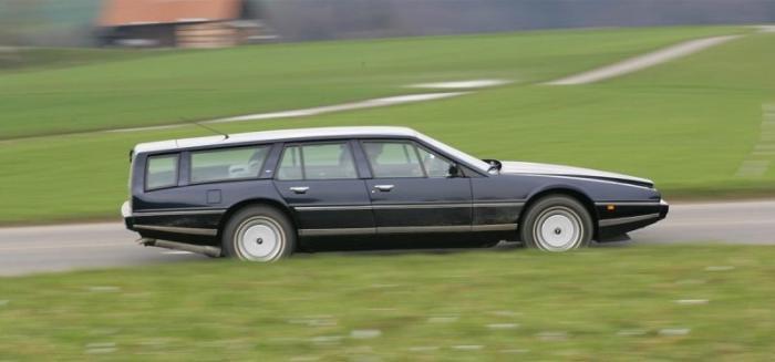Aston Martin Lagonda Shooting Brake – бизнес-универсал