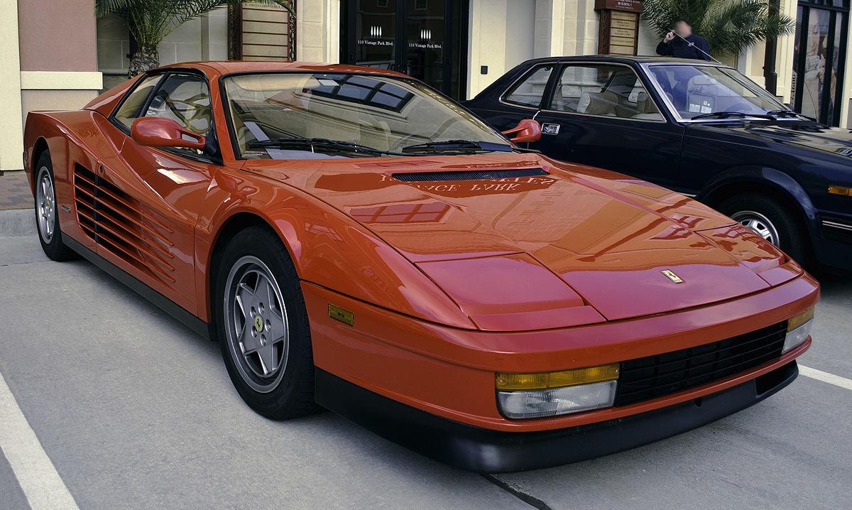 10 лучших Ferrari всех времен