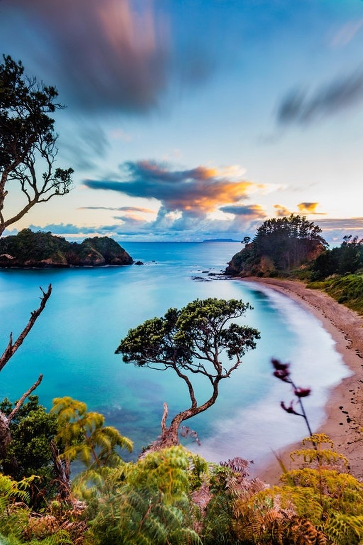 Красота природы, которая удивит самого опытного путешественника