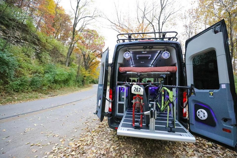 Уютный модульный дом на колесах