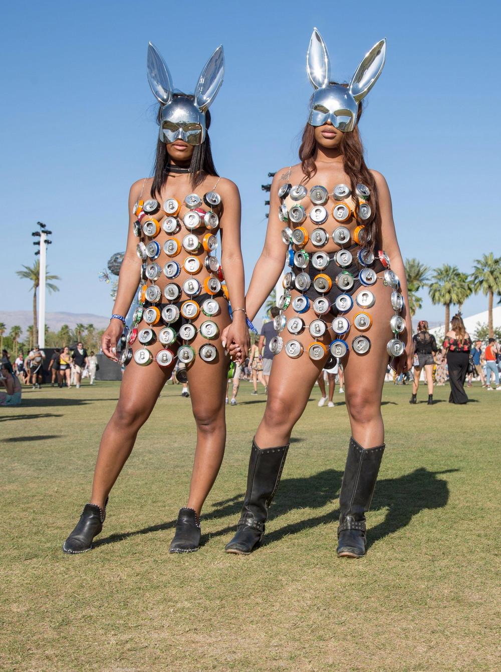 Ежегодный фестиваль Coachella 2018