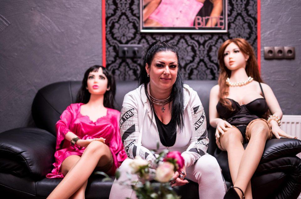 Первый немецкий бордель с секс-куклами