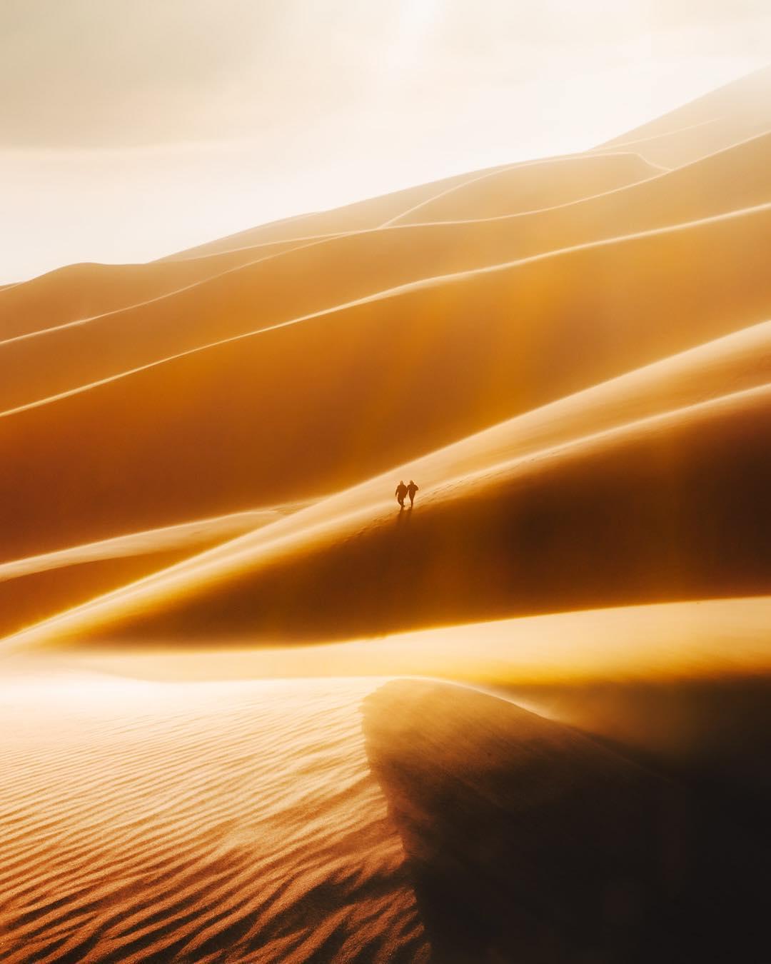 Завораживающие природные пейзажи от Карла Шакура