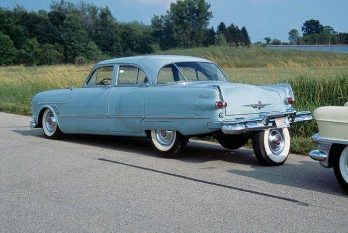 Для чего Packard Cavalier получил пятое колесо