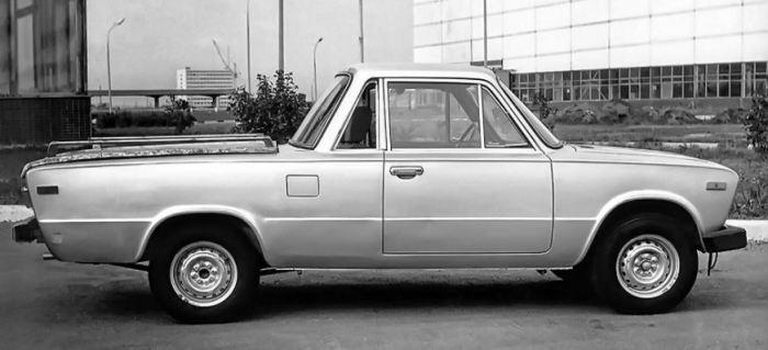 Необычные советские автомобили