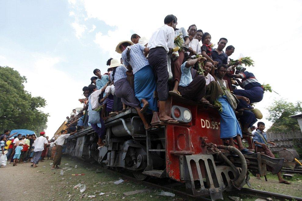Особенности национальных перевозок: перегрузка