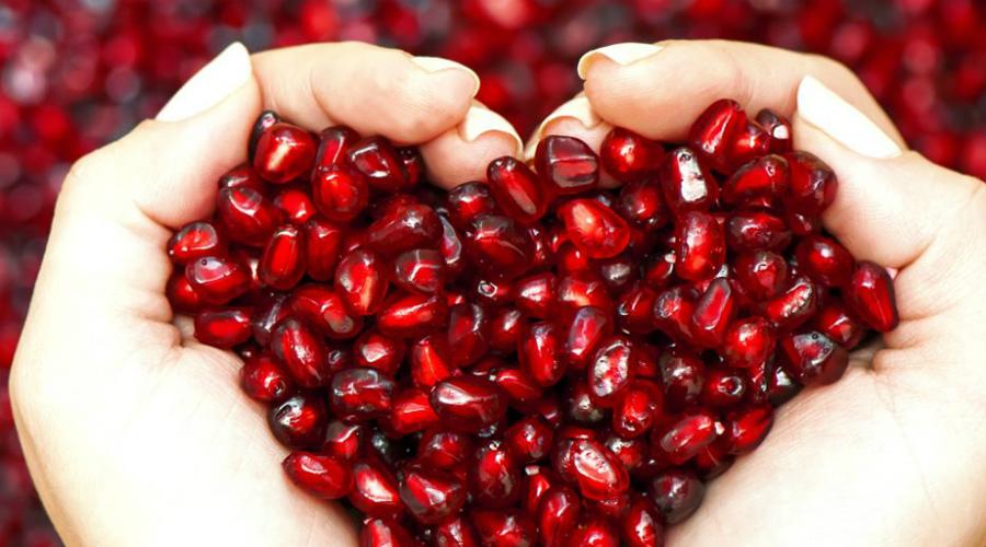 Продукты, которые помогут очистить артерии