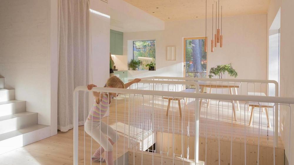 Уютный дом у моря в Хельсинки