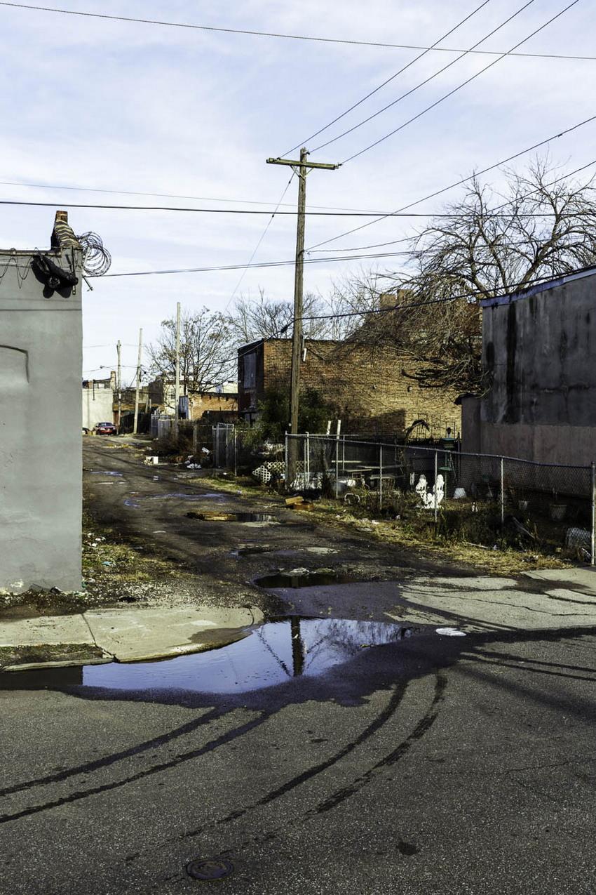 Район Кенсингтон в объективе Джордана Баумгартена