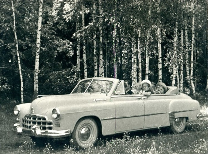 Самые редкие автомобили из СССР