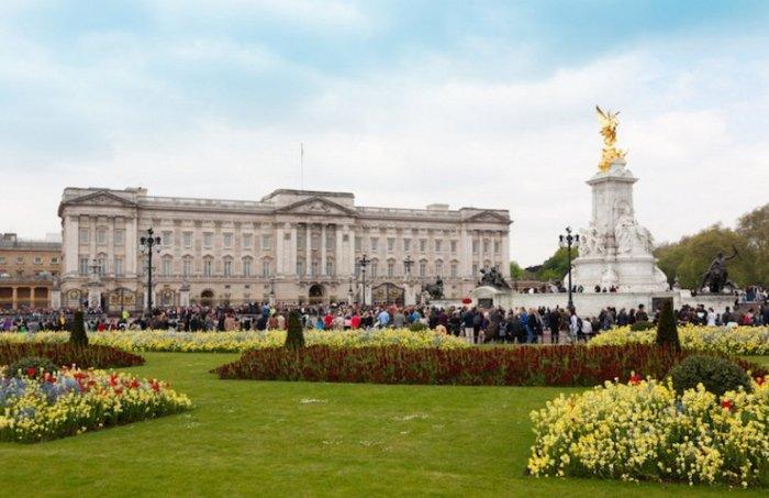 Известные официальные резиденции в мире