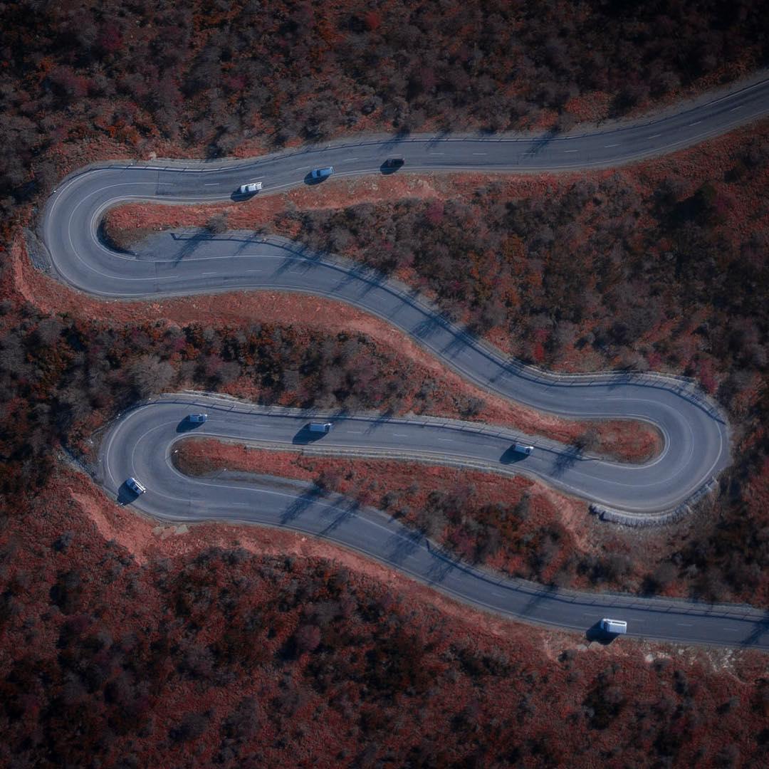 Приключения и аэрофотоснимки от Мэтта Придла