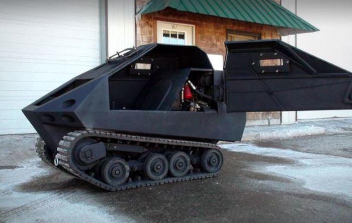 10 самых странных транспортных средств