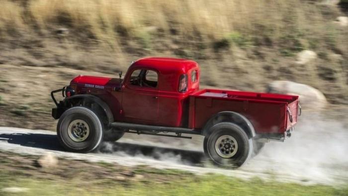 60-летние грузовики Dodge с современной начинкой