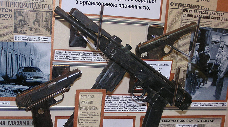 Борз из Чечни