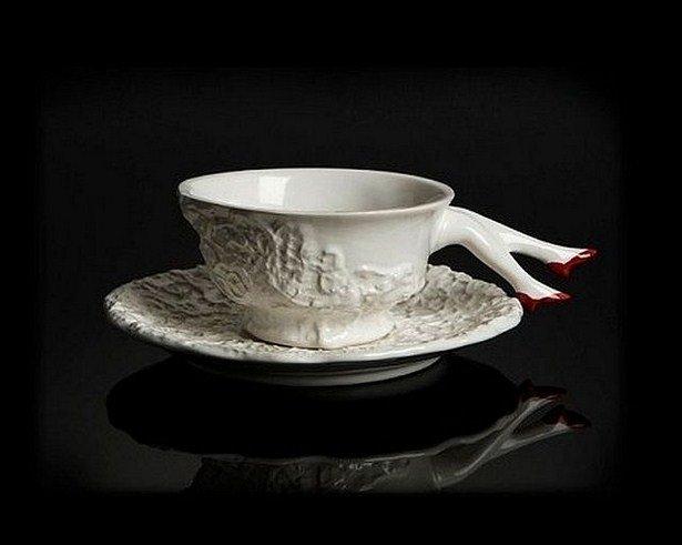 Прикольные и необычные чашки и кружки
