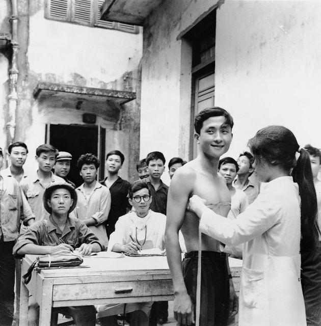 Редкие фото войны во Вьетнаме