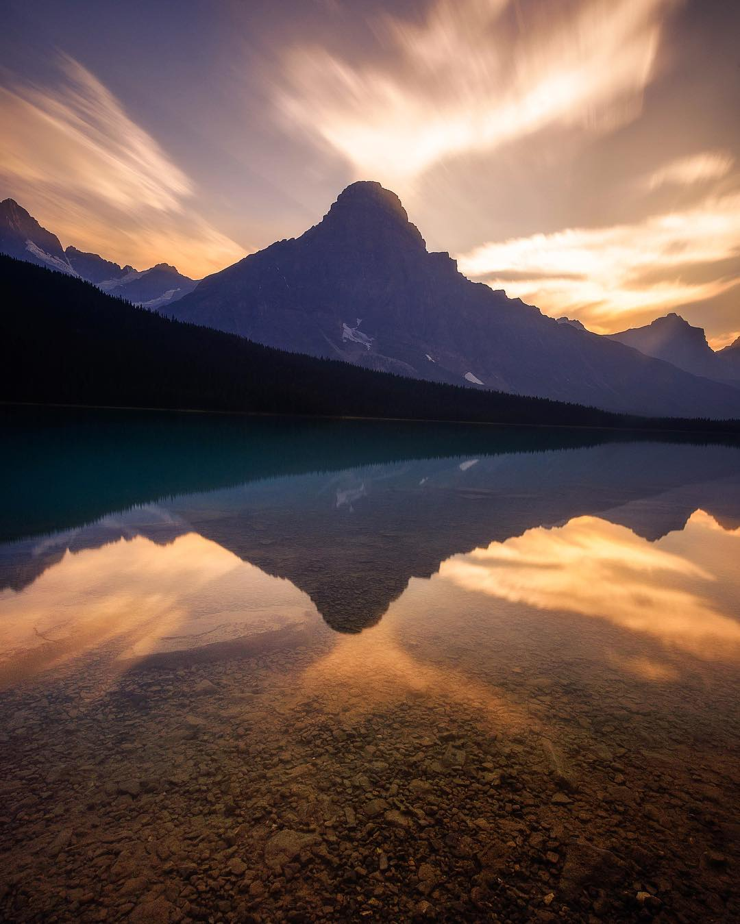 Красивые природные пейзажи от Бекки Фахардо