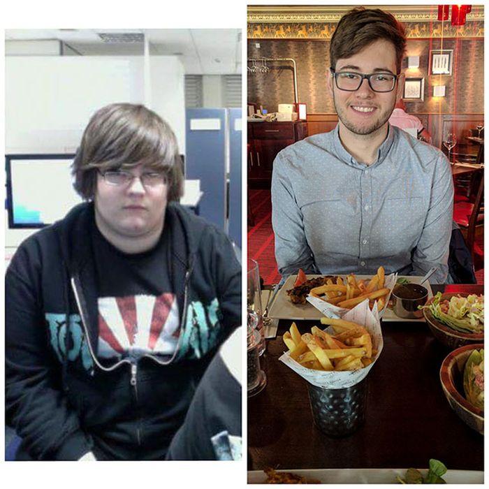 Невероятные преображения: до и после
