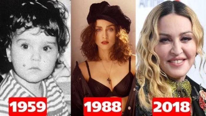 Звезды тогда и сейчас