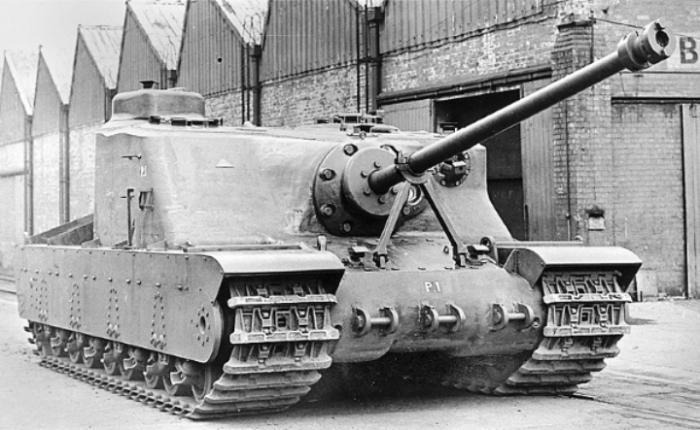 10 огромных танков, одни только размеры которых вызывают трепет