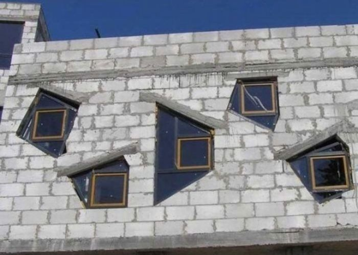 Подборка строительных неудач