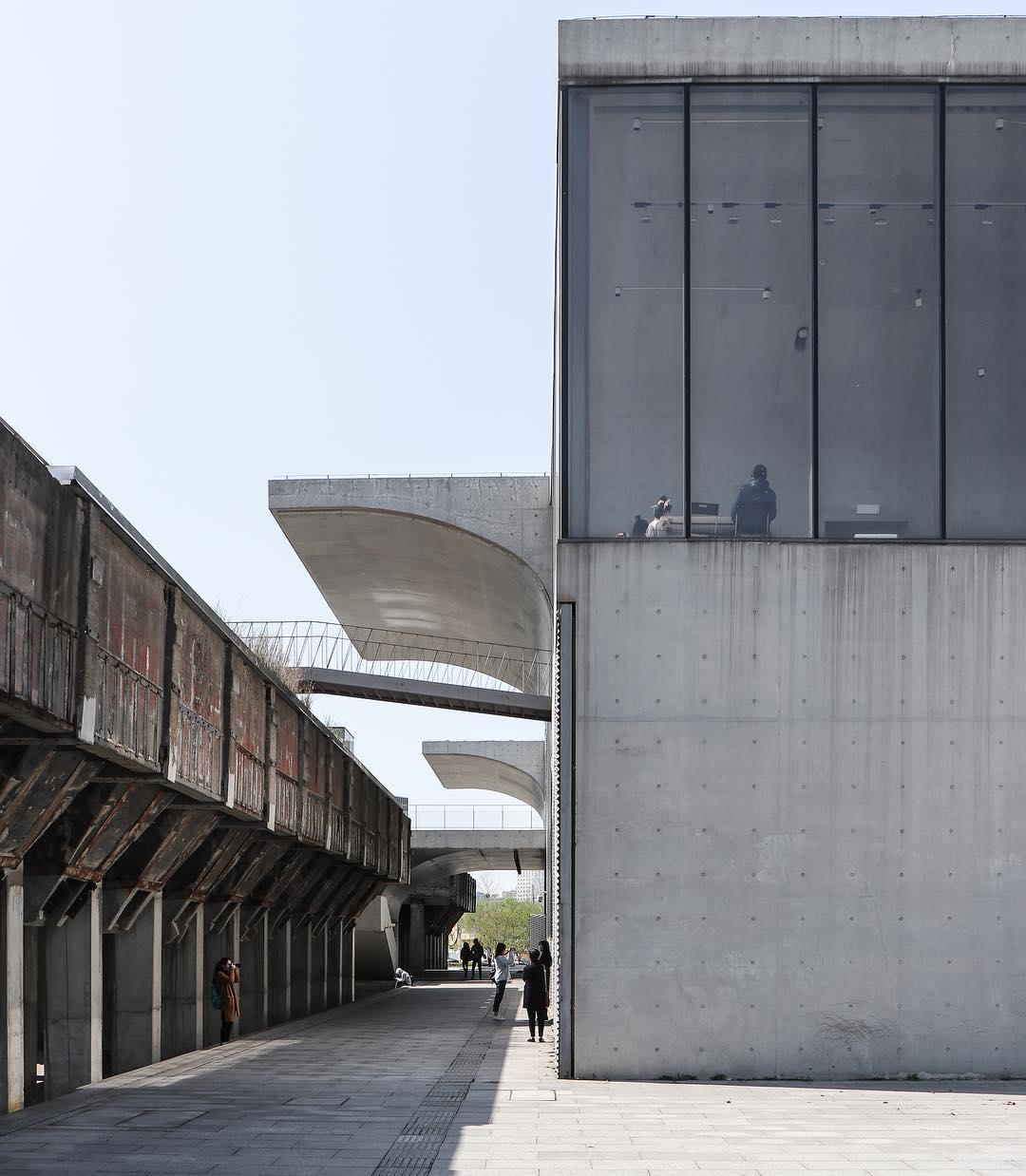 Строительный бум Китая на архитектурных снимках Криса Провоста