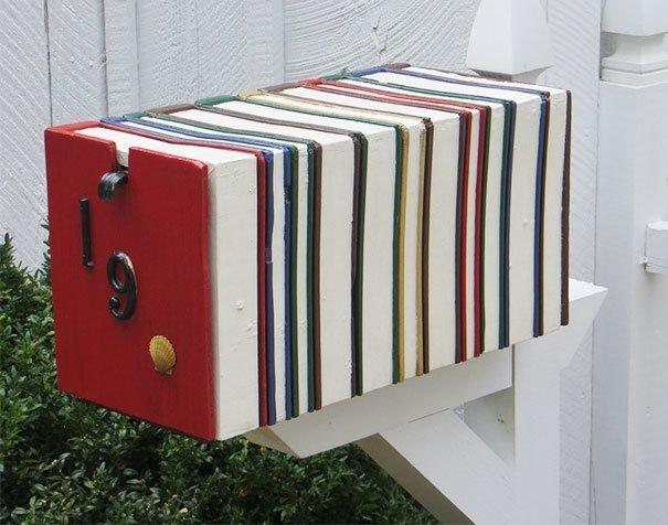 Крутые почтовые ящики от людей с фантазией