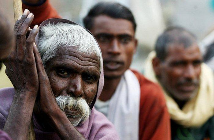 Неприкасаемые - низшая каста Индии
