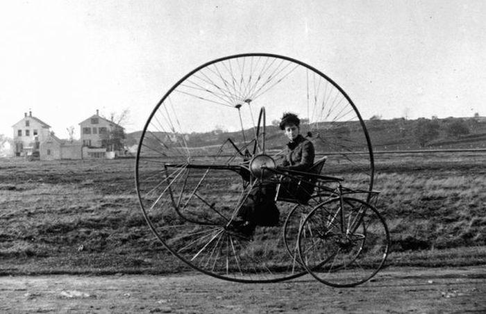 Забавные исторические снимки прошлых лет