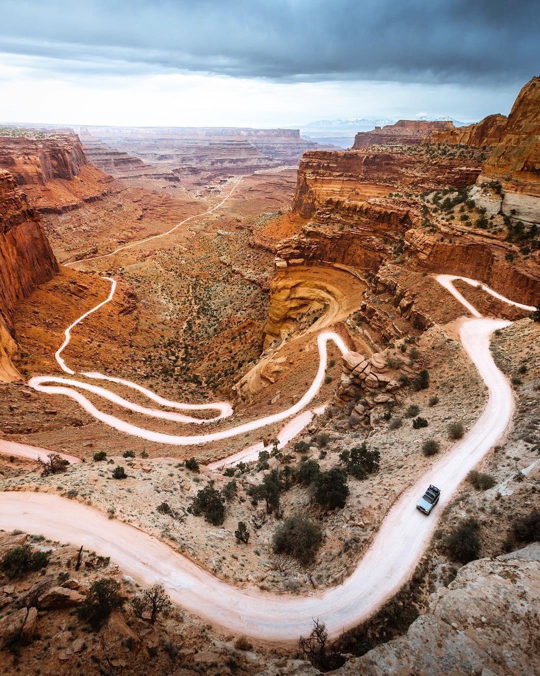 Аэрофотоснимки США от Райана Ресаткама