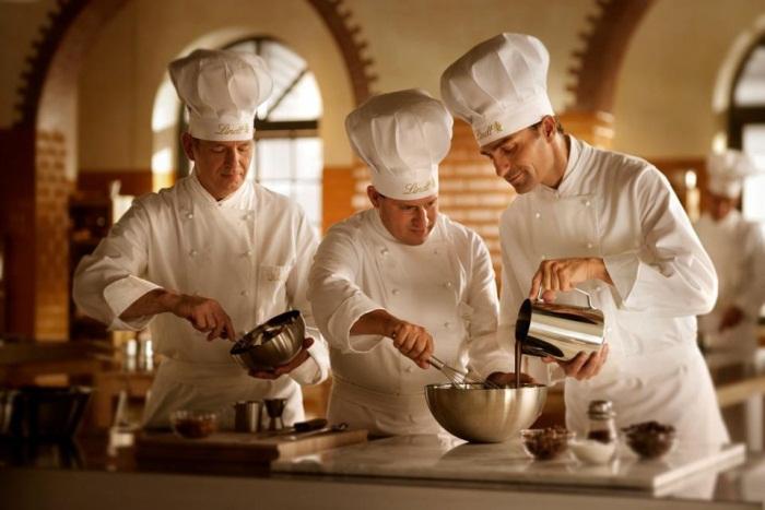 Профессии, связанные с едой и алкоголем