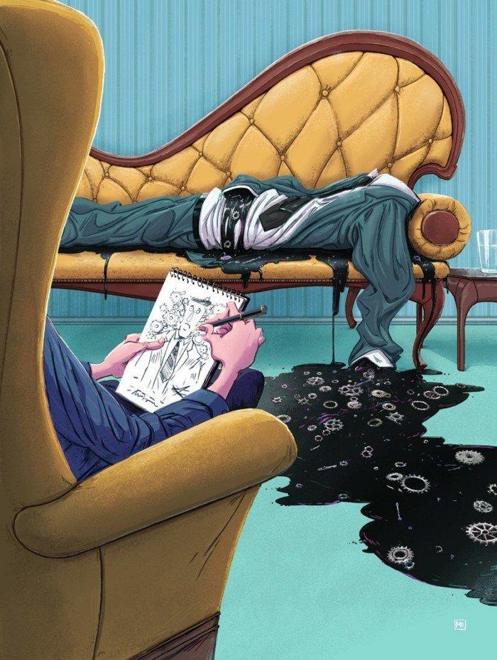 Жестокие, но честные карикатуры о современном мире