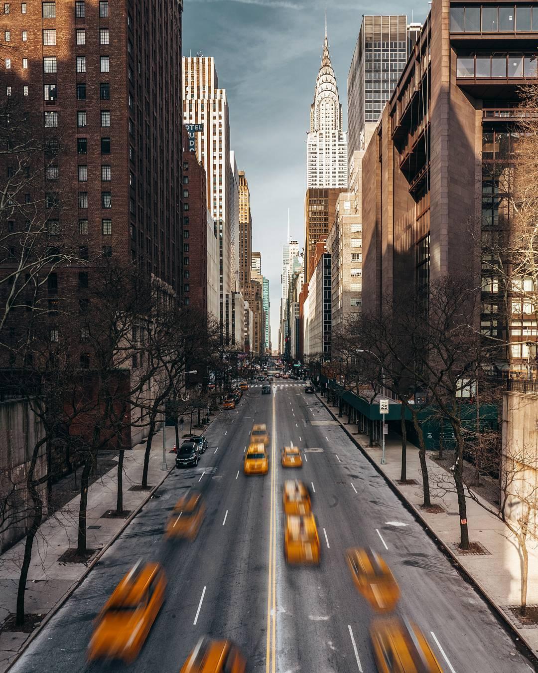 Архитектура и городские пейзажи от Рамона Брито