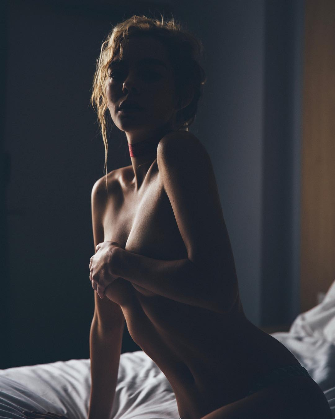 Чувственные снимки девушек от Клинта Роберта