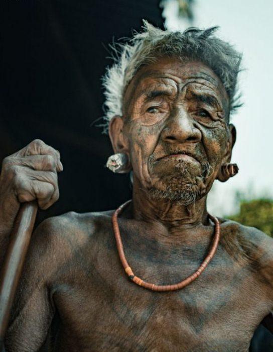 Последние воины из племени коньяки