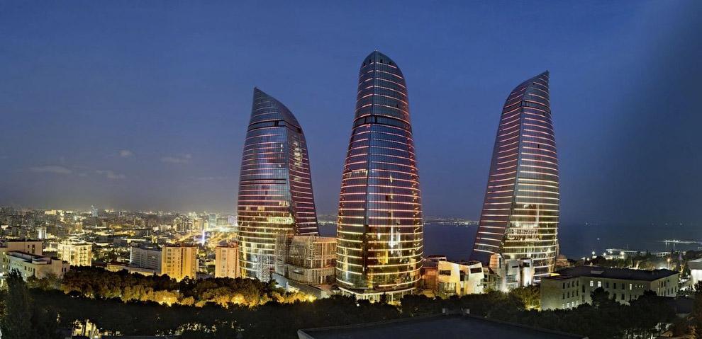 Самые необычные небоскребы мира