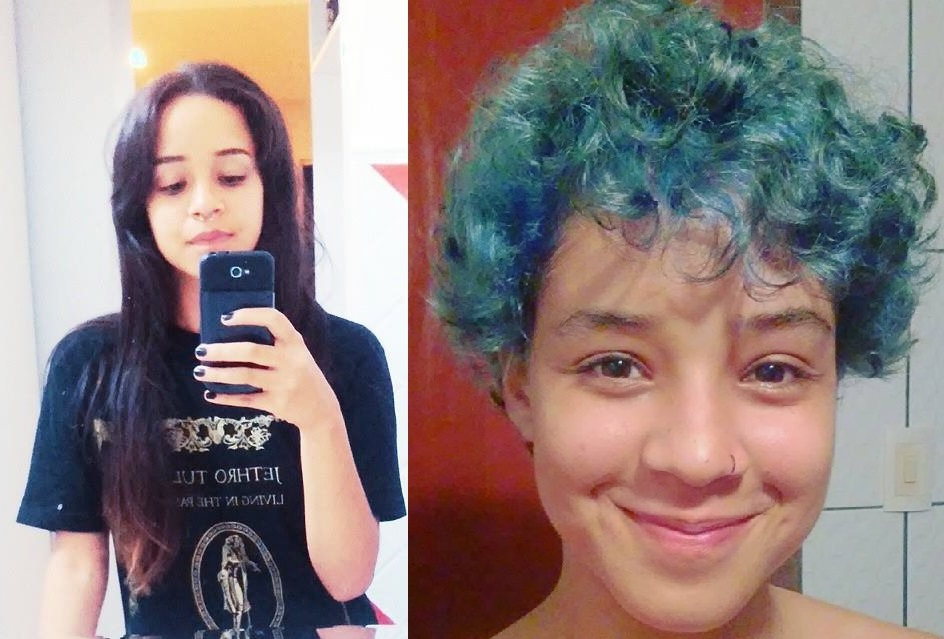 Фото девушек до и после феминизма