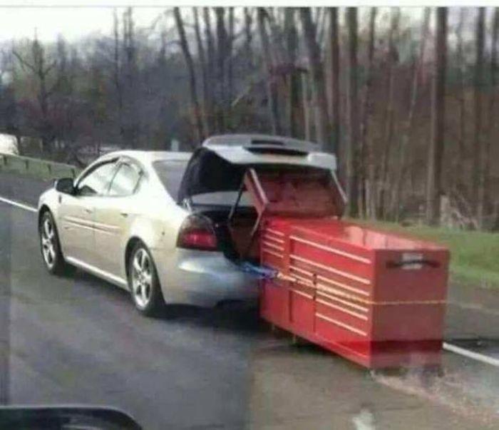 Перевозка крупногабаритных грузов своими силами