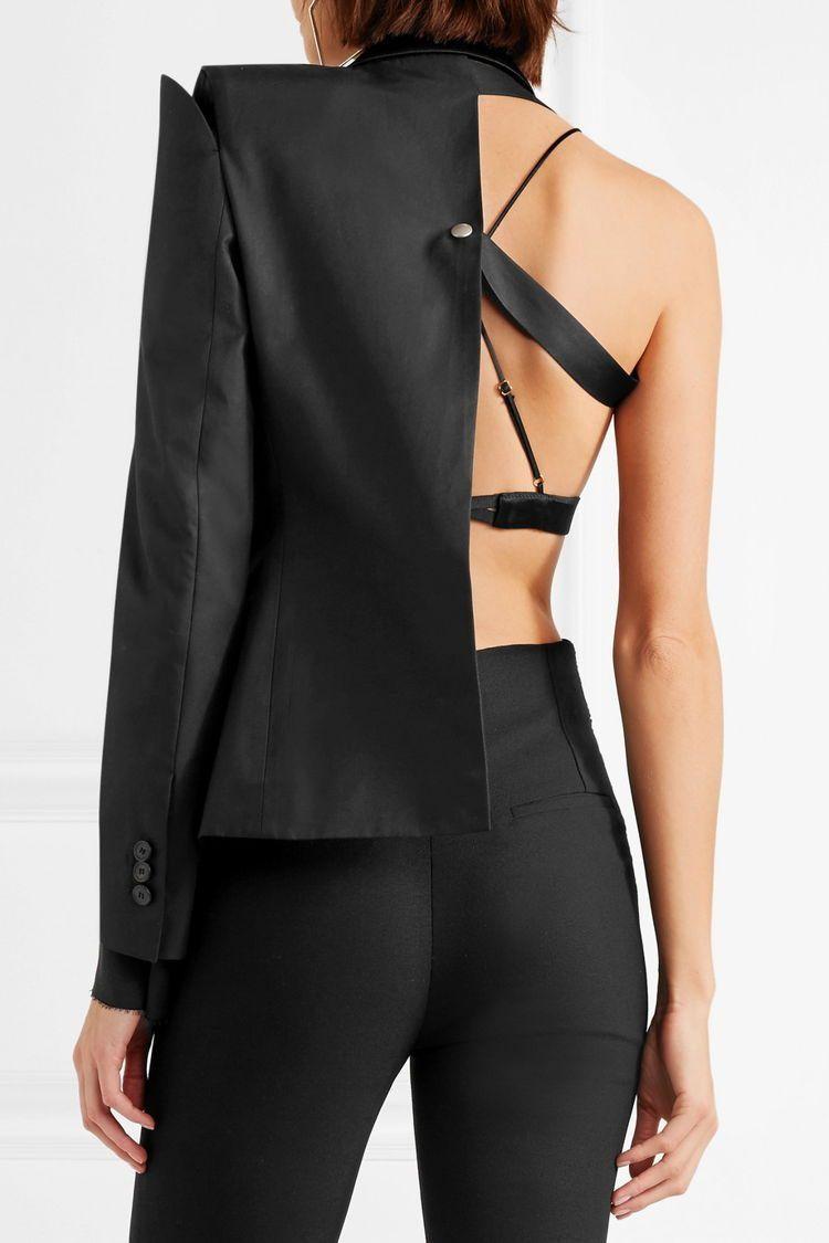 Половина дизайнерского пиджака за 1500 баксов