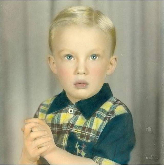 Детские фото знаменитостей