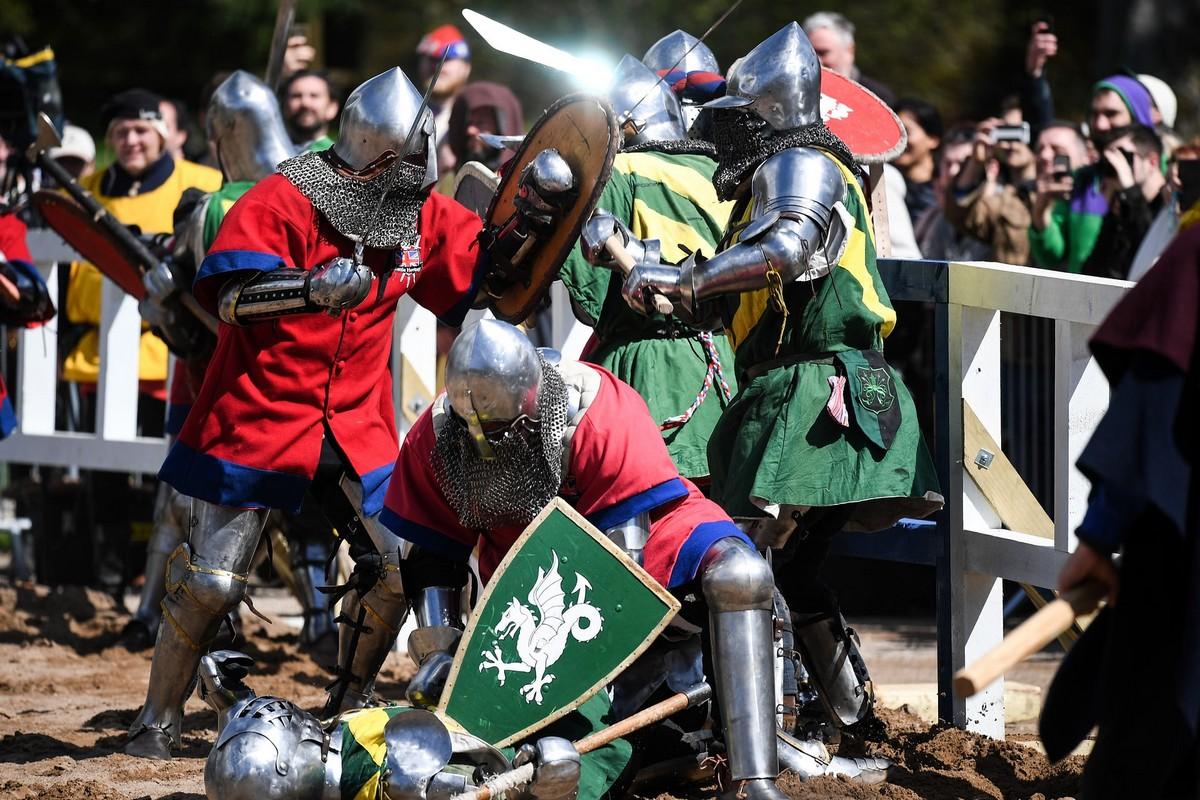Исторический чемпионат по средневековым сражениям