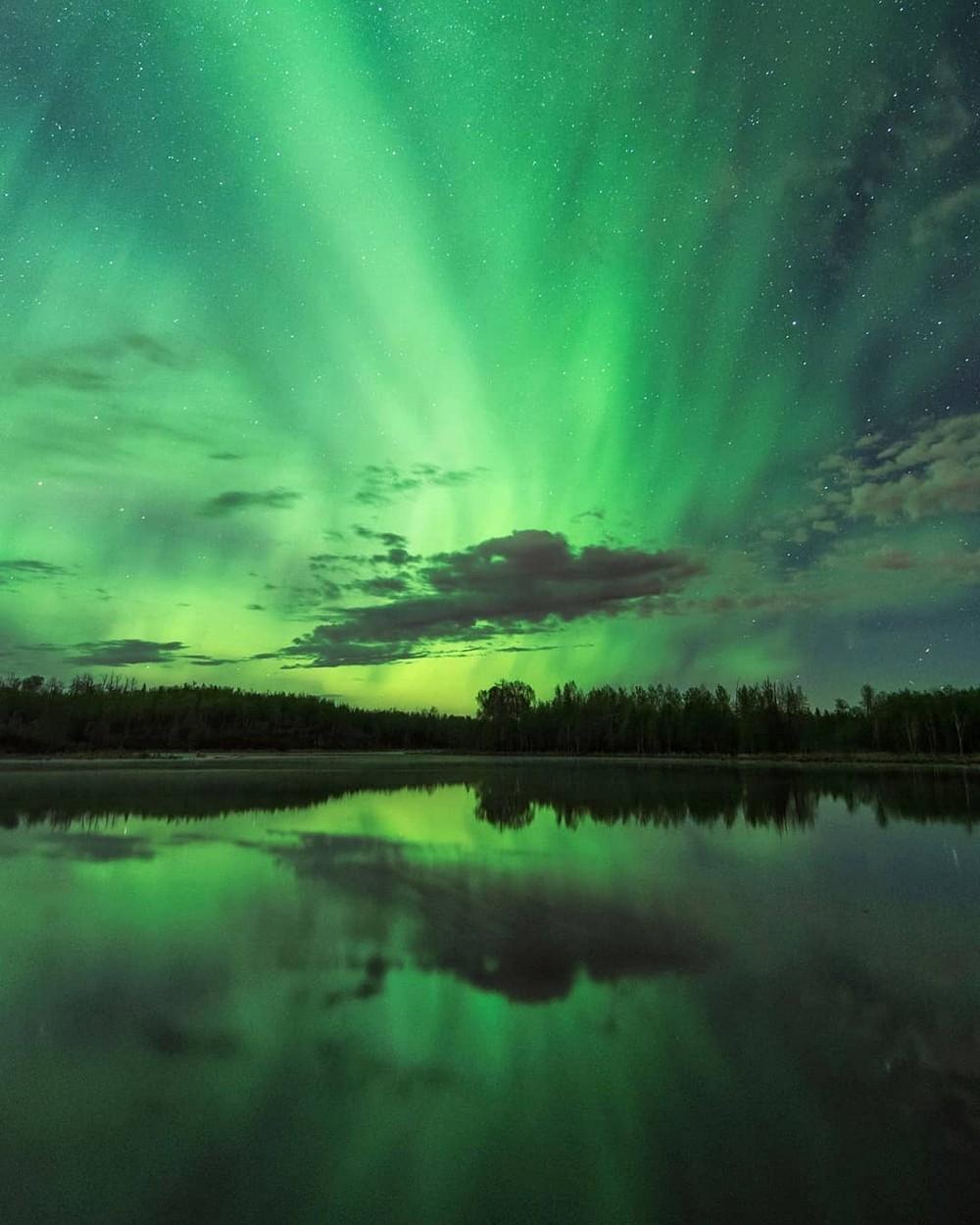 Красота природы на снимках Марка Джинкса