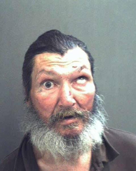 Магшоты фриков-преступников из Флориды