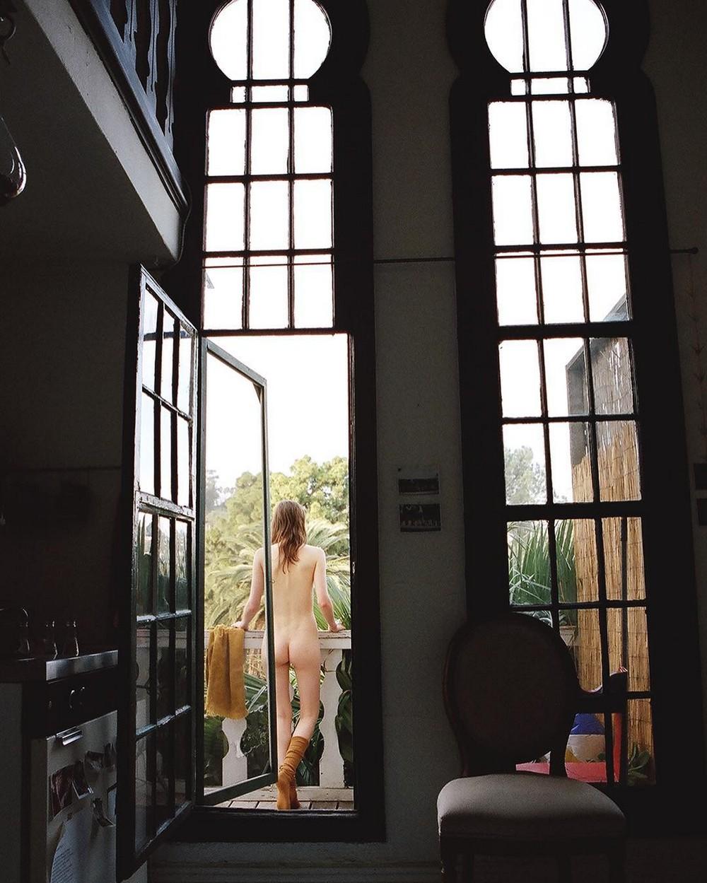 Мода, гламур и ню фото от Джейсона ли Парри