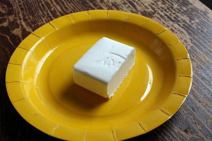 Что происходит с мылом в микроволновке