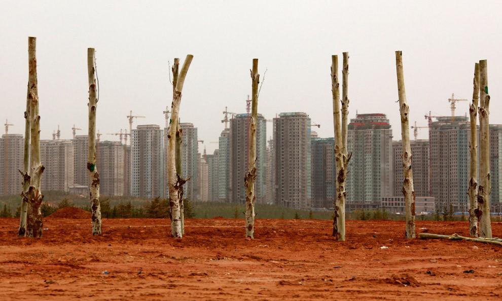 Города и сёла где никто не живет