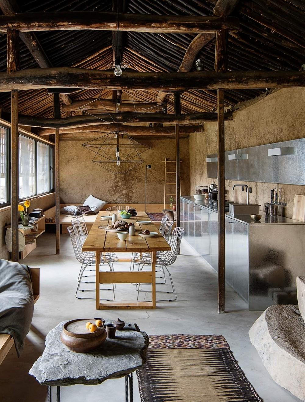 Обновление заброшенного дома в китайской деревне