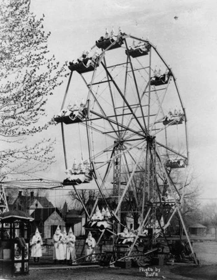 10 странных исторических фотографий, требующих объяснения