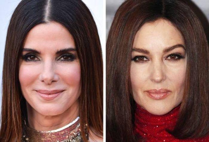 Как выглядят знаменитые женщины-сверстники